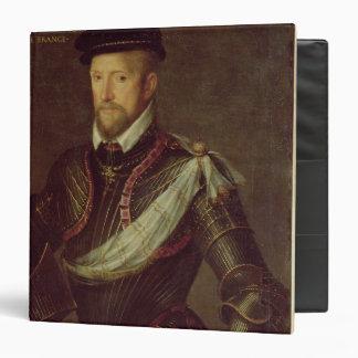 Gaspard II of Coligny Admiral of France Vinyl Binders