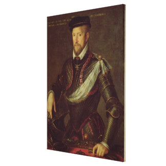 Gaspard II of Coligny  Admiral of France Canvas Print