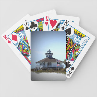 Gasparilla Light Bicycle Playing Cards