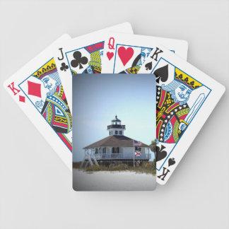 Gasparilla Light Poker Deck
