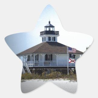 Gasparilla Light Star Sticker
