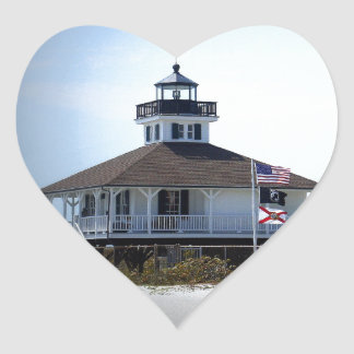Gasparilla Light Heart Sticker