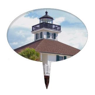 Gasparilla Lighthouse Cake Pick