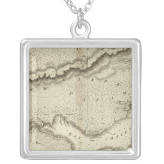 Gaspe Peninsula Personalized Necklace