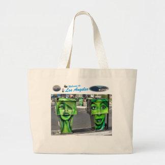 Gasps Pumps Canvas Bag