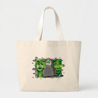 Gasps Pumps Tote Bag