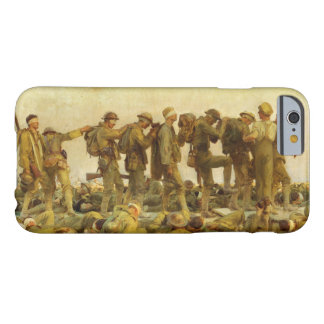 Gassed by John Singer Sargent World War I Barely There iPhone 6 Case