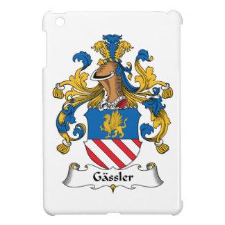 Gassler Family Crest iPad Mini Covers