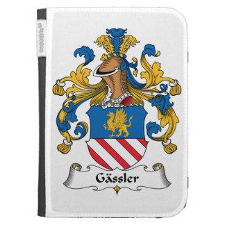 Gassler Family Crest Kindle 3G Case