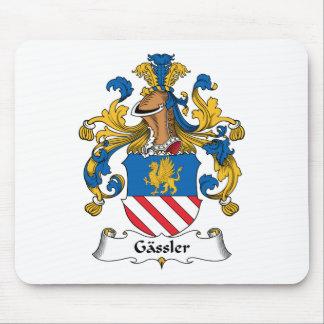 Gassler Family Crest Mouse Mats
