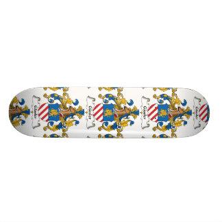 Gassler Family Crest Skate Board Deck