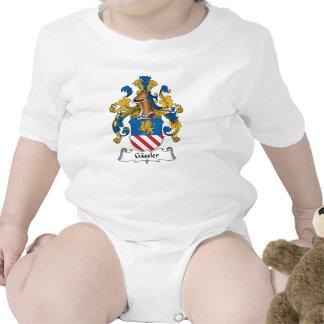 Gassler Family Crest T-shirts
