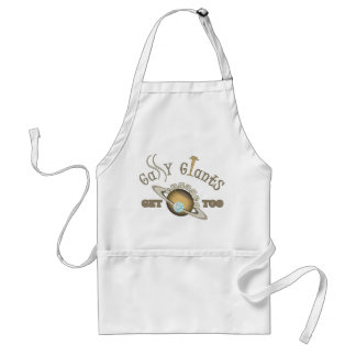 Gassy Giants Get Engaged Too! Adult Apron