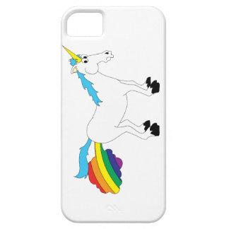 Gassy Unicorn iPhone 5 Cover
