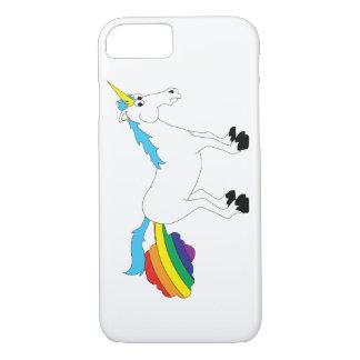 Gassy Unicorn iPhone 7 Case