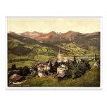 Gastein (es decir, Hof Gastein), Salzburg, Austro- Postales
