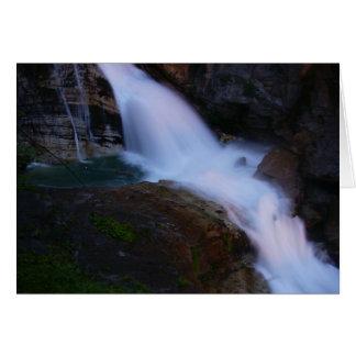 Gasteiner Ache River Card