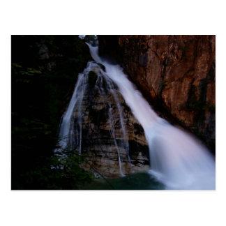 Gasteiner Ache River Postcard