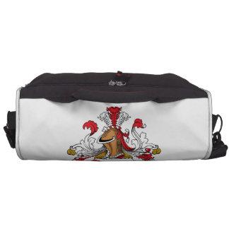 Gastel Family Crest Computer Bag