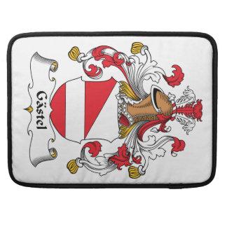 Gastel Family Crest Sleeve For MacBook Pro