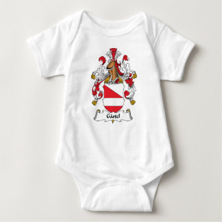 Gastel Family Crest T-shirts