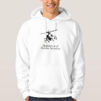 Gasto del Departamento de Defensa Sudaderas