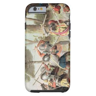 Gaston de Foix (1488-1512) Slain at the Battle of Tough iPhone 6 Case