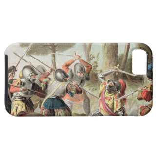 Gaston de Foix (1488-1512) Slain at the Battle of iPhone SE/5/5s Case