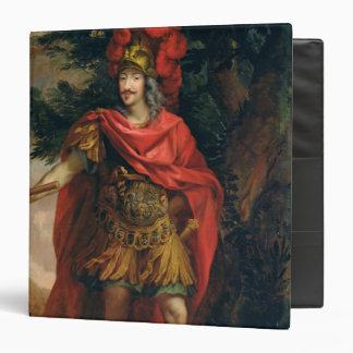 Gaston de France  Duke of Orleans Vinyl Binders