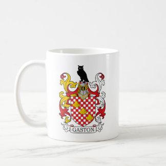 Gaston Family Crest Coffee Mug