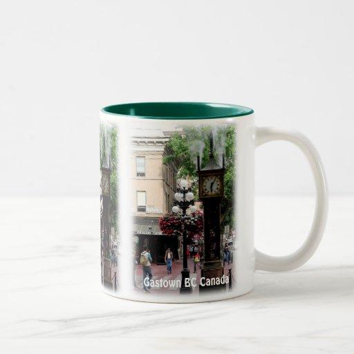 Gastown Vancouver BC Canada Souvenir Gift Mug