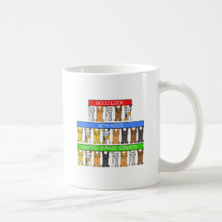 Gastric Bypass Good Luck Coffee Mug