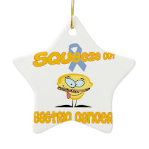 Gastric Cancer Ceramic Ornament