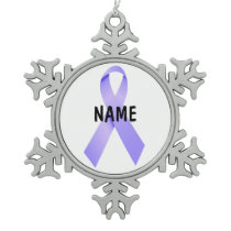 Gastric Cancer Memorial Ornament