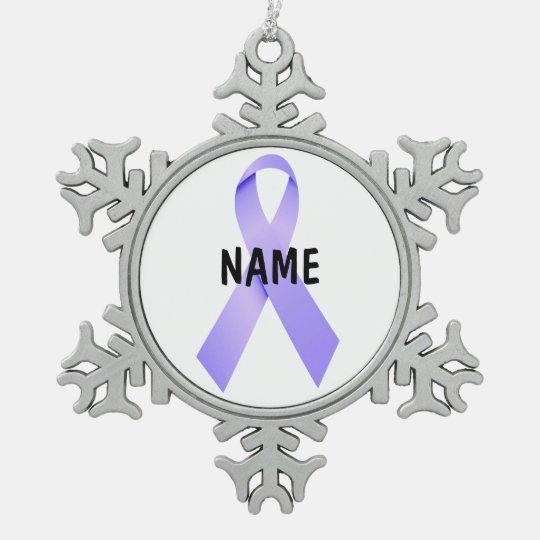 Gastric Cancer Memorial Ornament