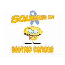 Gastric Cancer Postcard