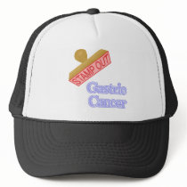 Gastric Cancer Trucker Hat