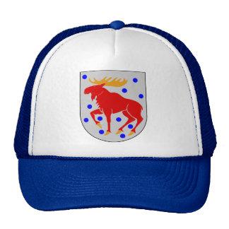 Gästrikland Coat of Arms Scandinavian Trucker Hat