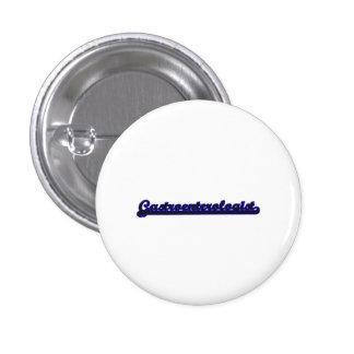 Gastroenterologist Classic Job Design 1 Inch Round Button