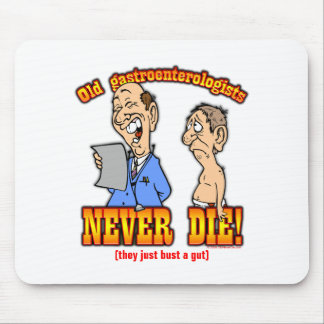 Gastroenterologists Mouse Pad