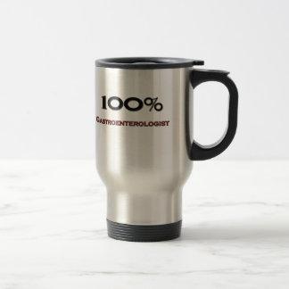 Gastroenterólogo del 100 por ciento tazas de café