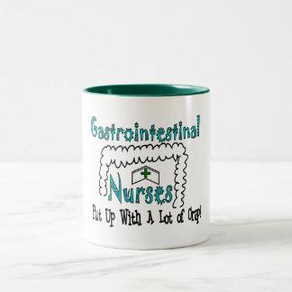 Gastrointestinal Nurses Put Up With Crap Mug
