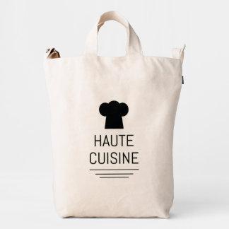 Gastrónomo del francés de la cocina de Haute Bolsa De Lona Duck