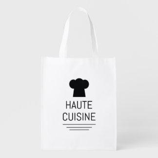 Gastrónomo del francés de la cocina de Haute Bolsa Para La Compra