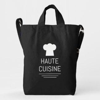Gastrónomo francés de la cocina de Haute del Bolsa De Lona Duck