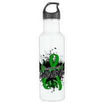 Gastroparesis Awareness 16 Stainless Steel Water Bottle