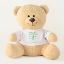 Gastroparesis Awareness Bear