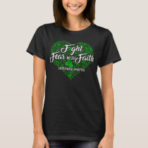 gastroparesis awareness heart T-Shirt