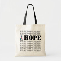 Gastroparesis Awareness Tote Bag