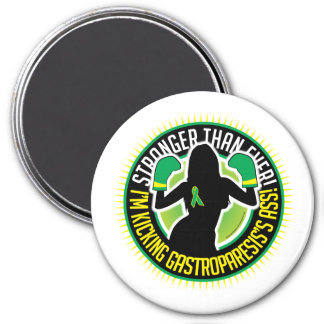 Gastroparesis Boxing Girl Magnet